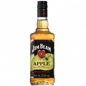 Whisky Bourbon  Jim Beam Apple