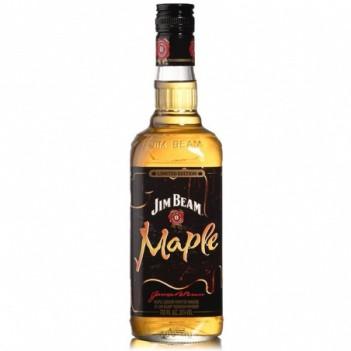 Whisky Bourbon  Jim Beam Maple