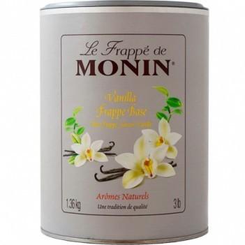 Monin Frappe Vanilla 1,36 kg