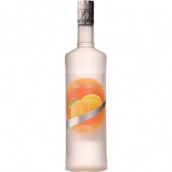 Licor Campeny Schnapps Peach Litro