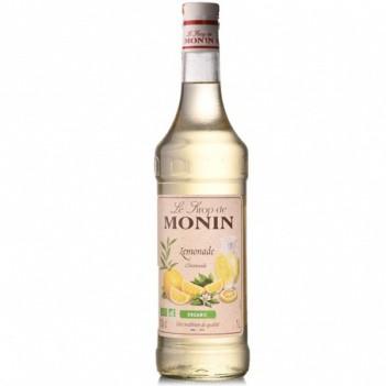 Xarope Monin Lemonade Organic  (S/Alcool) Concentrado