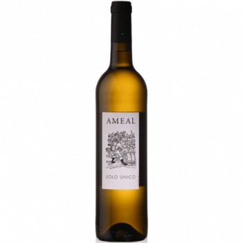Vinho Verde Branco Quinta do Ameal SOLO - Vinhos Verdes 2016