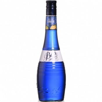 Bols Blue Curação Licor - Holanda