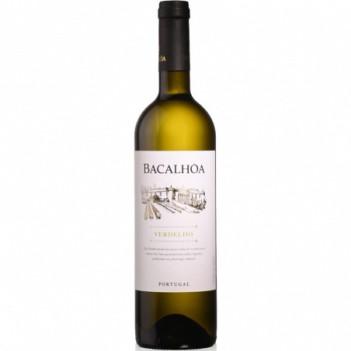Vinho Branco Quinta da Bacalhoa Verdelho - Setúbal 2019