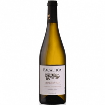 Vinho Branco Quinta da Bacalhoa Chardonnay - Setúbal 2020
