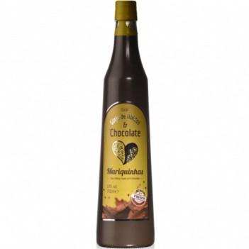 Ginja Mariquinhas Com Chocolate- Óbidos