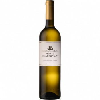 Vinho branco Casa Santos Lima Arinto e Chardonnay - Lisboa 2020
