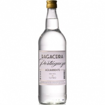 Aguardente Bagaceira Portugueza Litro