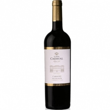 Vinho Tinto Casa Cadaval Cabernet Sauvignon - Tejo 2016