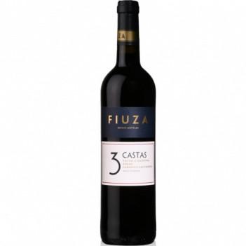 Vinho Tinto Fiuza 3 Castas - Tejo  2020