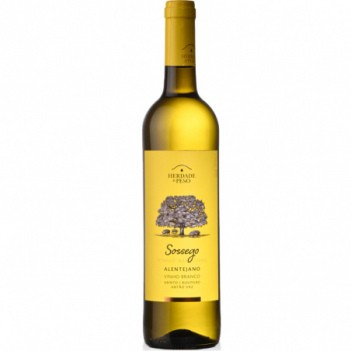 Vinho Branco Sossego Herdade do Peso - Alentejo 2020