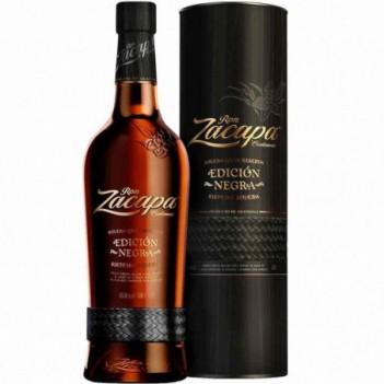 Rum Zacapa Solera Edition Negra
