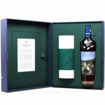 Whisky Macallan Sir Peter Blake Edition   C/ Estojo