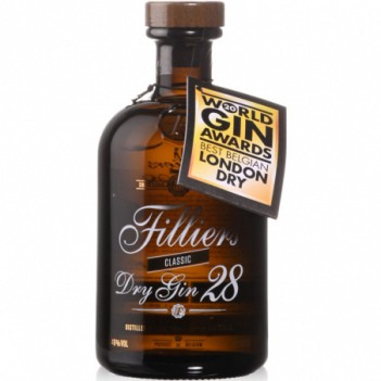 Gin Filliers Dry Gin 28 Traditionnel