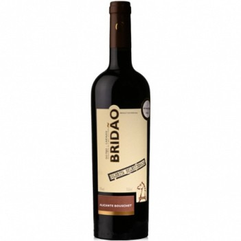 Vinho Tinto Bridao Alicante Bouschet 2017