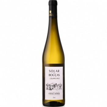 Vinho Verde Branco Solar das Bouças Loureiro 2020