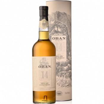 Whisky Velho Oban 14 Anos Islay - Escócia