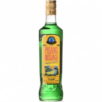 "Licor Tropical Pisang Missanga "" Zimbro """