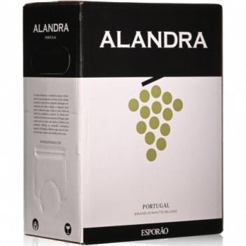 Vinho Branco Alandra Bag-In-Box  3 Litros