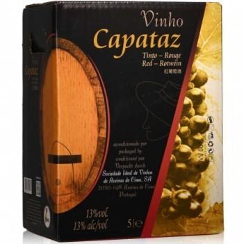Vinho Tinto Capataz Bag in Box 5Ltr