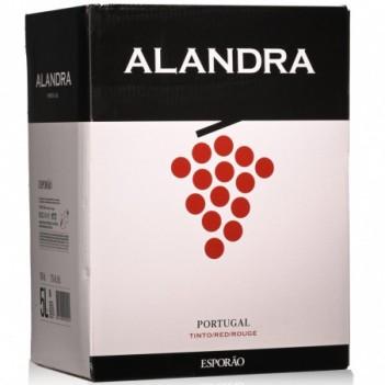 """Vinho Tinto Esporao  """" Alandra """"  Bag-in-Box   5 Litros"""