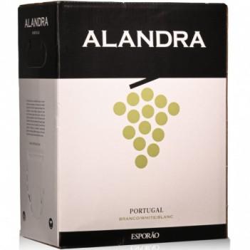 "Vinho Branco Esporao  "" Alandra ""  Bag-in-Box 5 Litros"
