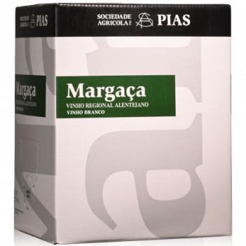 Vinho Branco Margaça Bag-in-Box 5Ltr