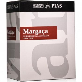 Vinho Tinto Margaça Bag-in-Box 5Ltr