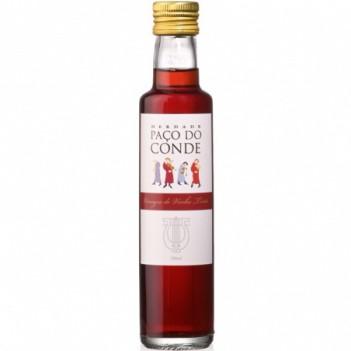 Vinagre Vinho Tinto Herdade Paço do Conde 250ml