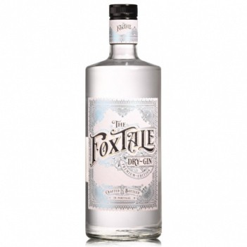 Gin  Foxtale  Dry  Litro