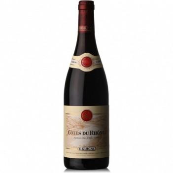 Vinho Tinto Côtes du Rhone E. Guigal - França 2017