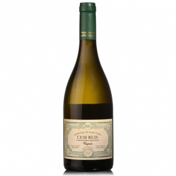 Vinho Branco Cem Reis Viognier - Alentejo 2020
