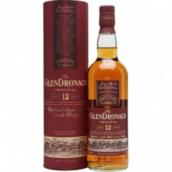 Whisky Velho Glendronach 12 Anos - Escócia