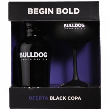 Gin Bulldog Com Copo