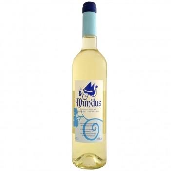 Vinho Branco Frisante Mundus Leve Seleccionado - Lisboa 2015