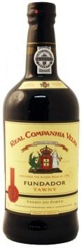 Vinho do Porto Real Companhia Velha Fundador Tawny