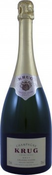 Champagne Brut Krug Grand Cuvee - França