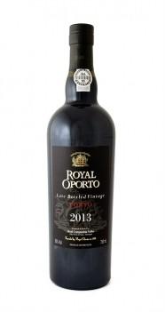 Vinho do Porto Real Companhia Velha LBV 2014 2015