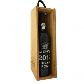 Vinho do Porto Real Companhia Velha Vintage 2017