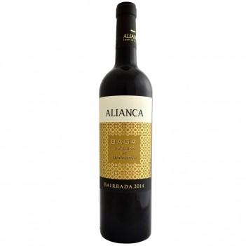 Vinho Tinto Aliança Baga Clássico - Bairrada 2014