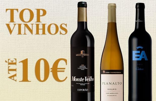 Top Vinhos 10 Euros