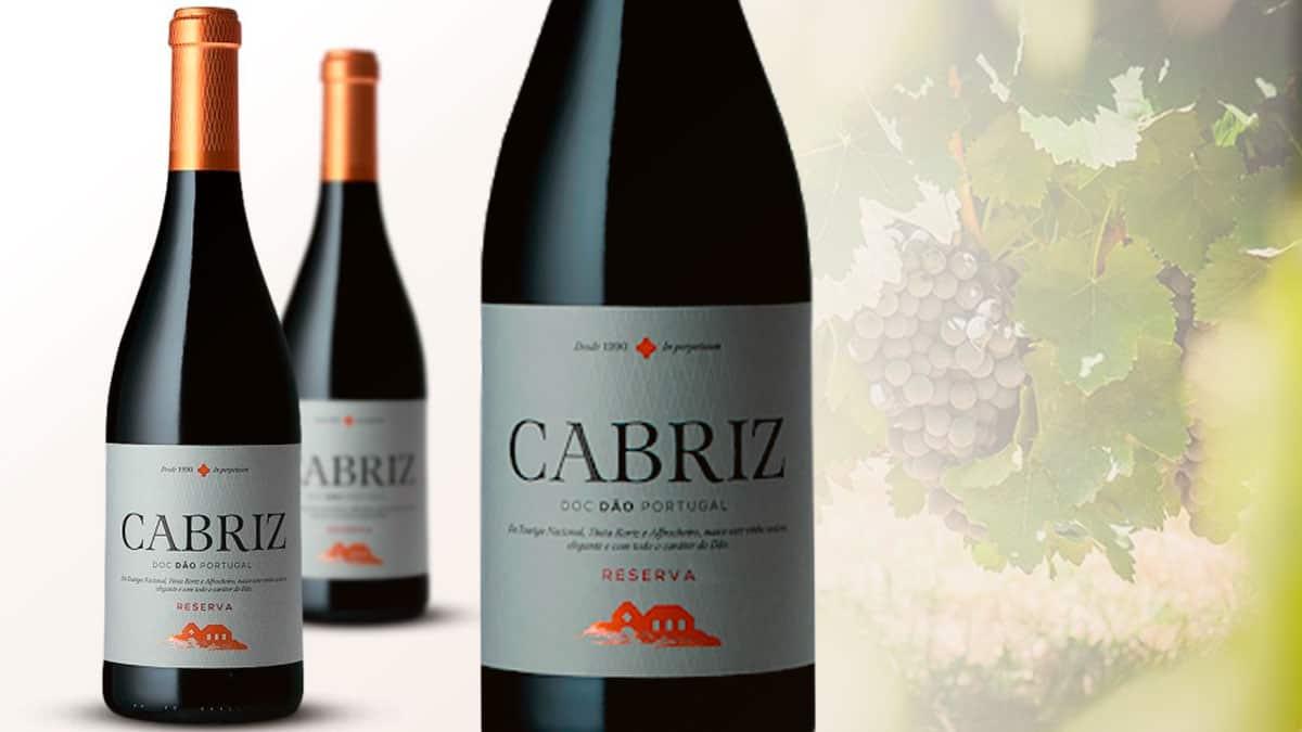 Revista Wine & Spirits dá 93 pontos a Cabriz Reserva Tinto 2016