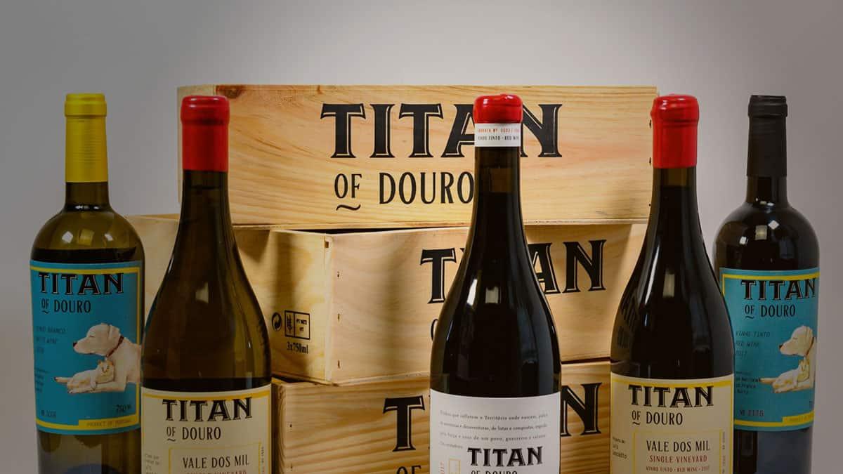 Titan of Douro Vinhos com carácter e respeito com a história