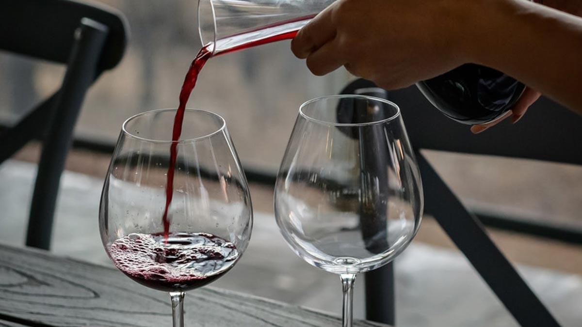 A Arte de Decantar o Vinho
